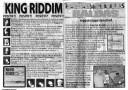 Culture Dub n°13 pages 20-21 King Riddim