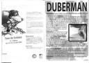 Culture Dub n°14 page 10-11 Festival Tour de Scène 2005 - Duberman