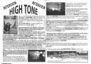Culture Dub n°15 pages 18-19 High Tone Interview par Culture Dub au Confort Moderne (Poitiers)