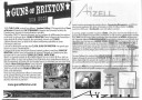 Culture Dub n°15 pages 24-25 Guns Of Brixton