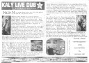 Culture Dub n°16 pages 14-15 Kaly Live Dub