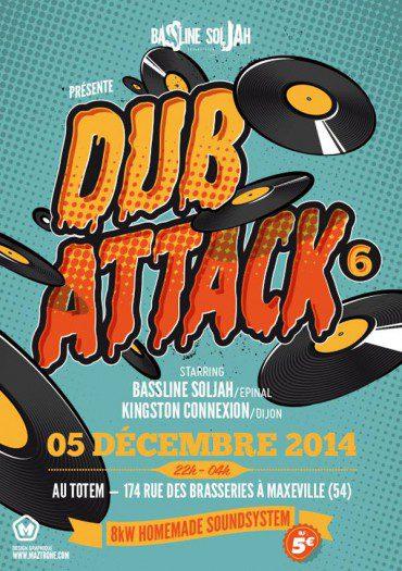 Dub Attack #6