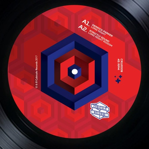 "Strictly Sound feat. Derrick Parker - 12"" Cubiculo Records"