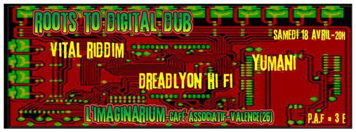 Roots to Digital Dub