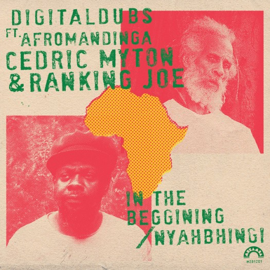 Digitaldubs feat. Cedric Myton, Ranking Joe & Afromandinga