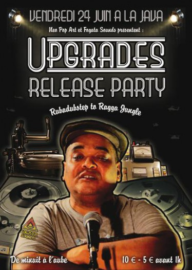 Upgrades Release Party