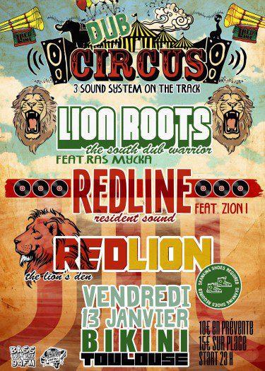 Dub Circus #1
