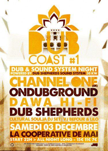 Dub Coast #1