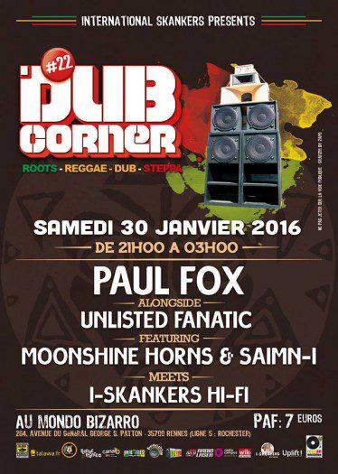 Dub Corner #22