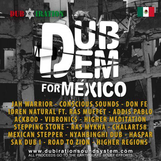 Dub Dem For Mexico