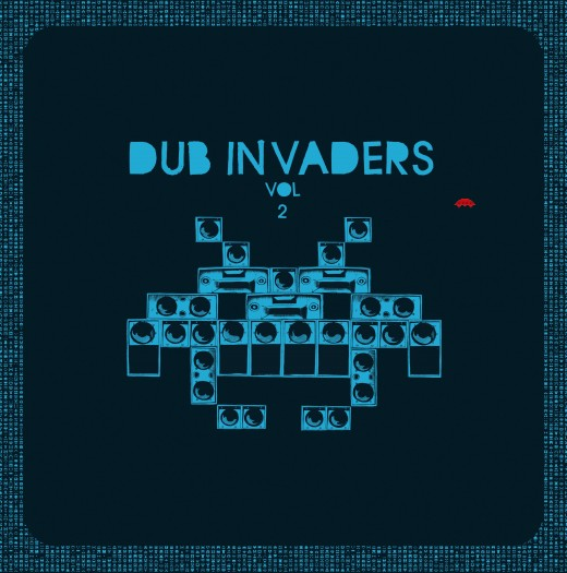 Dub Invaders 2 LP vinyle