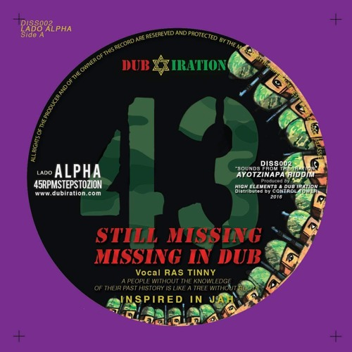 Dub Iration - Still Missing