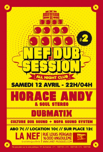 Dub Nef Session #2 - 12 04 2014