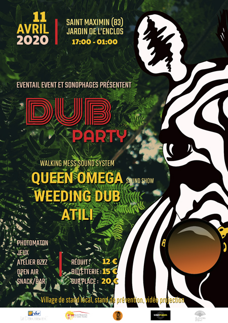 Culture Dub Show – 10 février 2014 – Party Time Radio