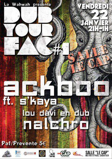 Dub Your Fac #1