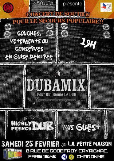 Dubamix + Highly French Dub