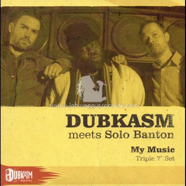 Dubkasm meets Solo Banton - My Music