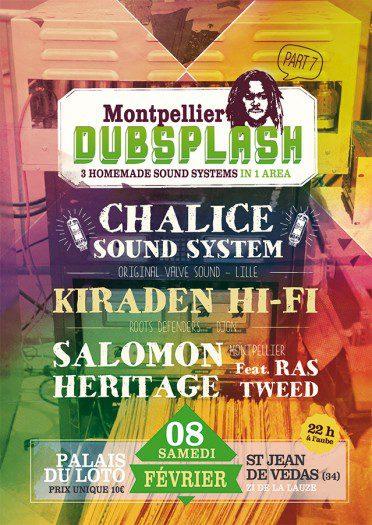 Montpellier Dub Splash#7