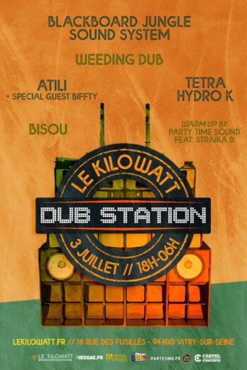 Dub Station @ Kilowatt