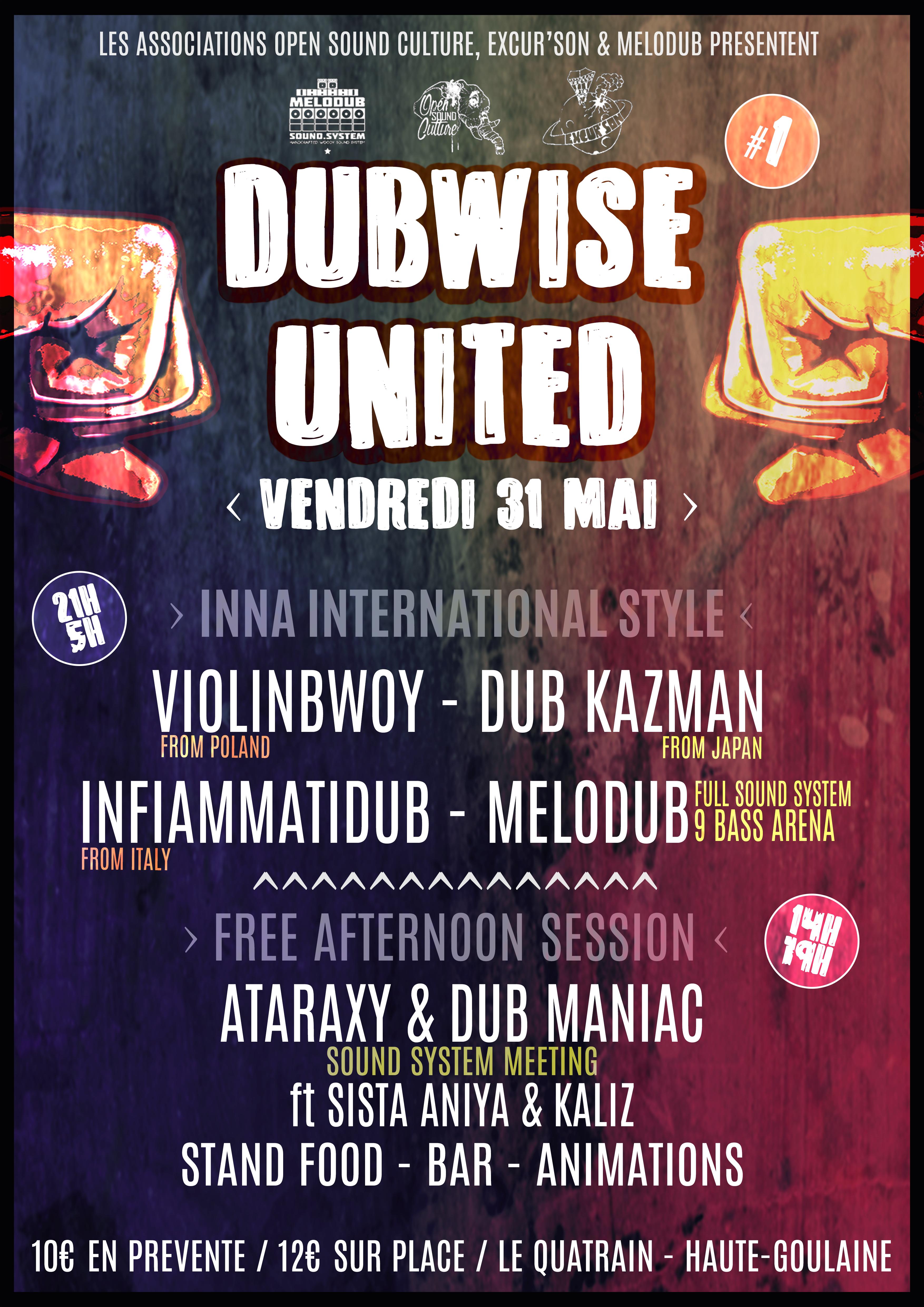 Dubwise United #1