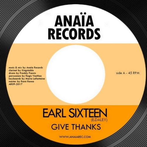 Earl 16 - Give Thanks