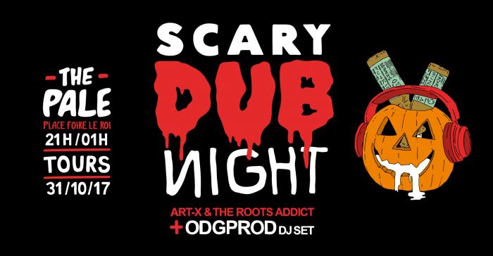 Scary Dub Night
