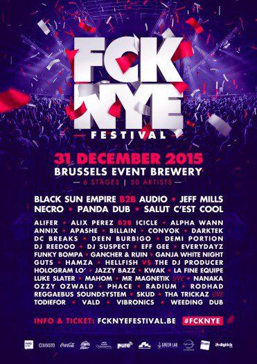 FCKNYE 2015