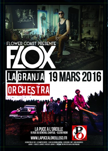 Flox + La Granja Orchestra