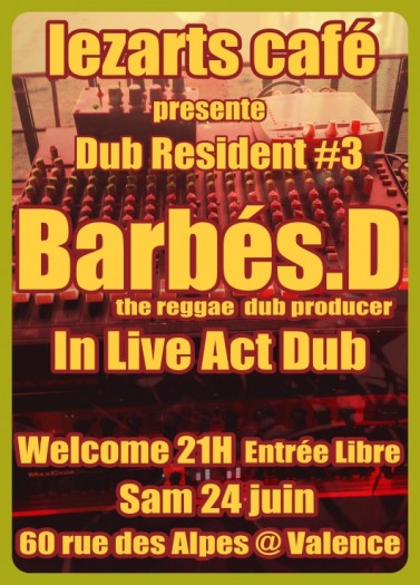 Dub Resident #3