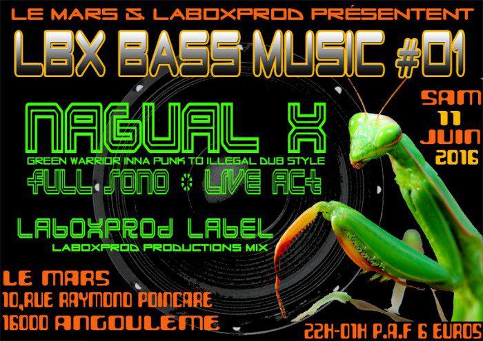 LBX Bass Music #01