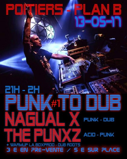 Punk To Dub #1