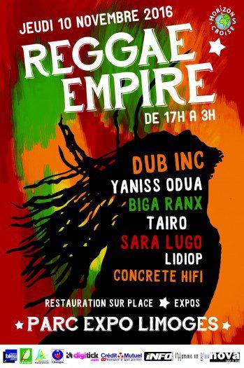 Reggae Empire Festival #1