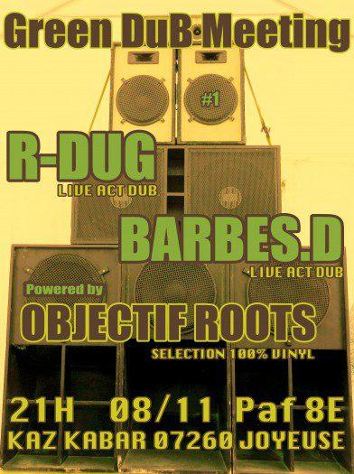 Green Dub Meeting #1