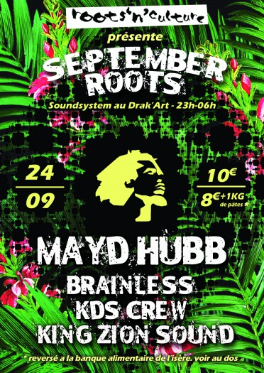 September Roots 2016