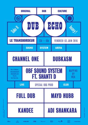 Dub Echo #8
