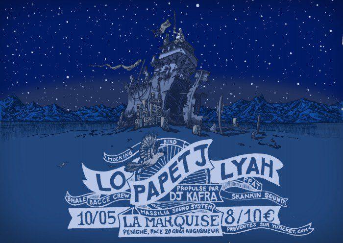 Papet J + Lo (Bhale Bacce) + Lyah feat. Skank'in Sound