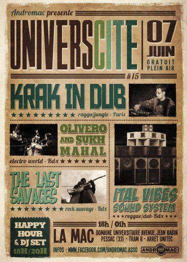 Festival Univers-cité #15