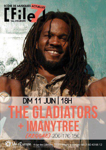 The Gladiators + Imanytree