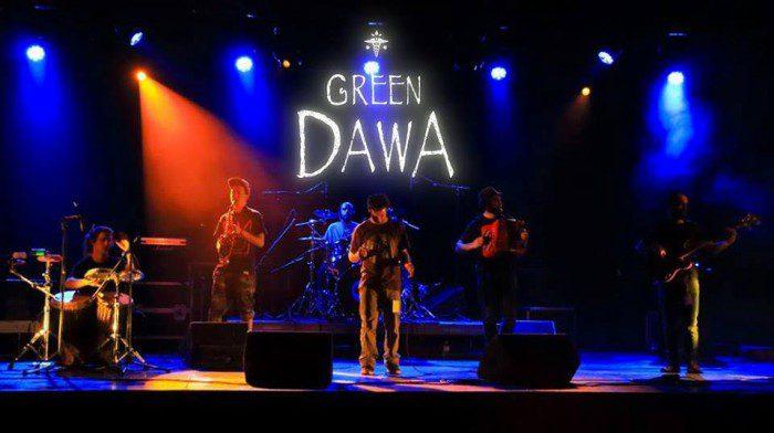 Green Dawa + Dubbytek