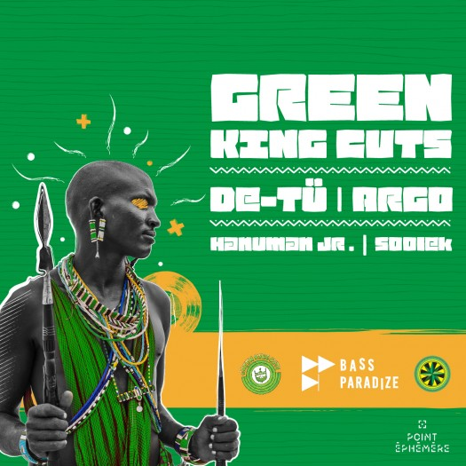 Bass Paradize x Green King Cuts