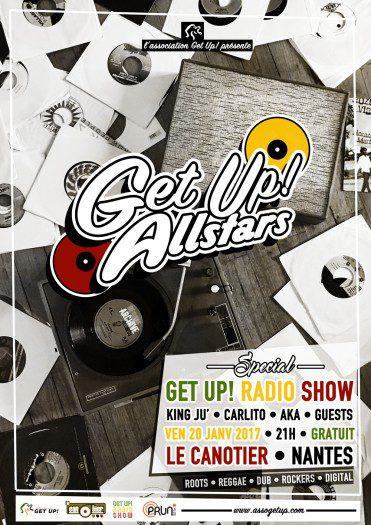 Get Up Allstars #3