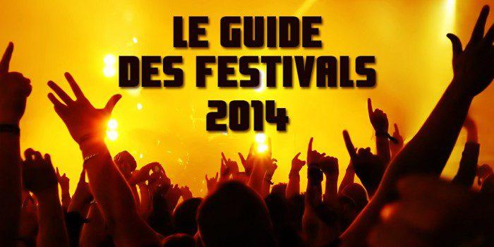 Le Guide des Festivals 2014