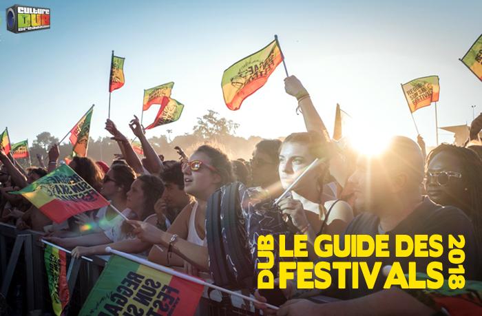 Le Guide des Dub Festivals 2018