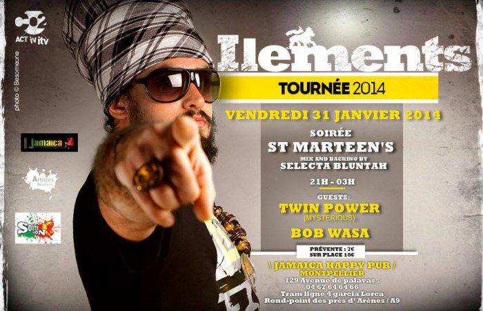 ILIMENTS TOUR 2K14