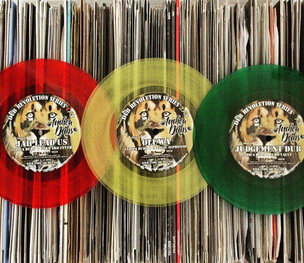 Indica Dubs - Dub Revolution Series