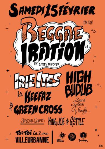 Reggae Iration