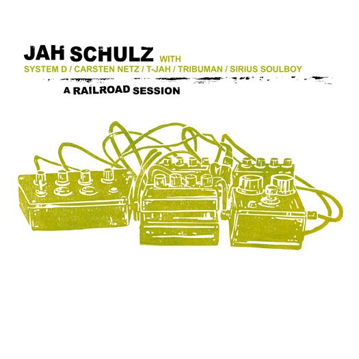 Jah Schulz - A Railroad Session