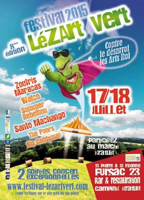 Festival Lézart Vert