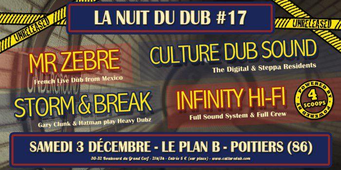 La Nuit du Dub #17