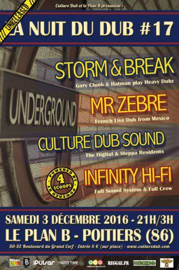 La Nuit du Dub #17 [Unreleased]